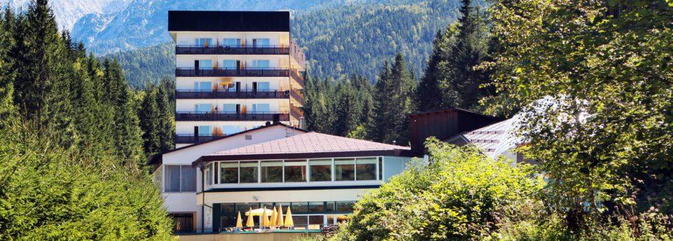 Kurhotel in den Bergen